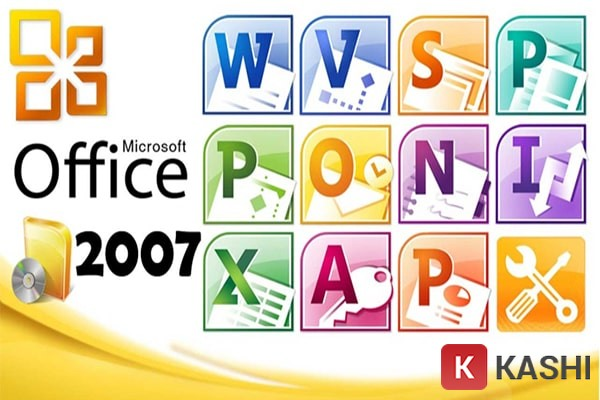 Office SharePoint, Exchange, Office Groove 2007, Project & Visio,...